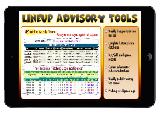 Season Management Tools